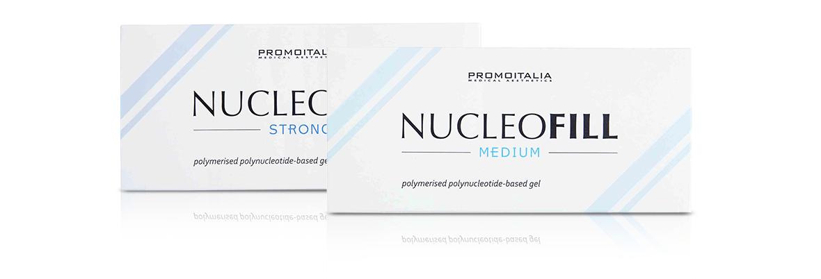 Nucleofill Strong - Nucleofill Medium