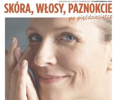 About mature skin in Gazeta Wyborcza